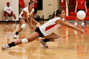 El Campo Ladybirds Volleyball
